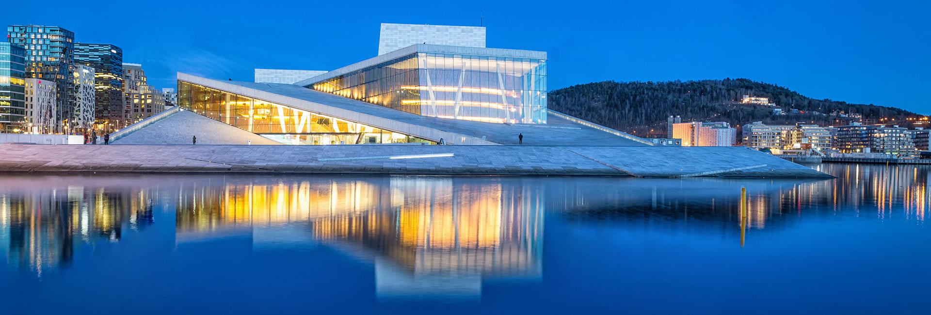 Oslo – Opernhaus