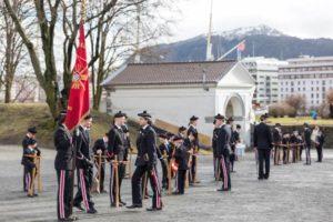 Bluekorps Bergen